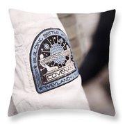 Alien Covenant Throw Pillow