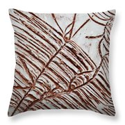 Aligned - Tile Throw Pillow