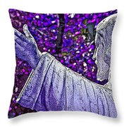 All Are Welcome Throw Pillow