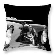 All Black Throw Pillow