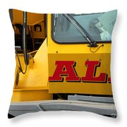 All Crane All The Time Throw Pillow