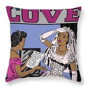All For Love 8a Throw Pillow