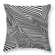 All In Tents And Purposes Throw Pillow