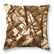 All Involved Throw Pillow