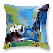 All Is Not Lost Throw Pillow