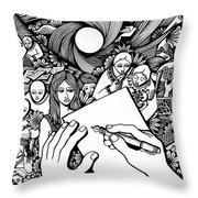 All Love Letters Are Ridiculous Throw Pillow