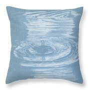 All One Throw Pillow
