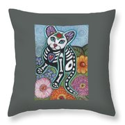 All Souls Day Jamie Throw Pillow