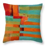 All Stripes 2 Throw Pillow