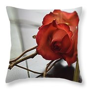All Tangled Up Throw Pillow