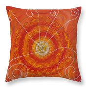 All That Is Throw Pillow