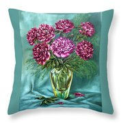 All Things Beautiful Throw Pillow