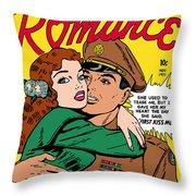 All True Romance 2 Throw Pillow