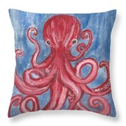 All Wrapped Up Throw Pillow
