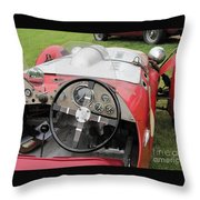 Allard J2 Racer. Throw Pillow