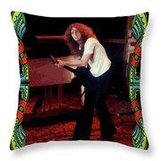 Winterland Ac Throw Pillow