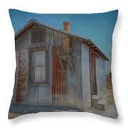 Allensworth House Throw Pillow