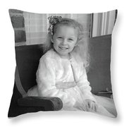 Allison Throw Pillow