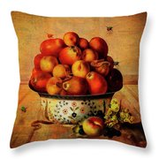Almost A Still Life Throw Pillow
