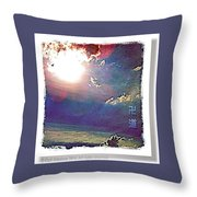 Almost Home Throw Pillow