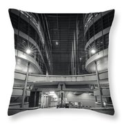 Almost Identical Throw Pillow
