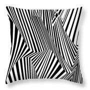 Almost Like Believing Throw Pillow
