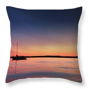 Almost Paradise Throw Pillow