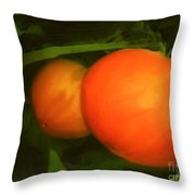 Almost Ready Throw Pillow