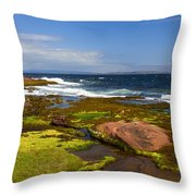Almost Unreal Throw Pillow