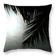 Aloha From The Garden Of Heaven  Throw Pillow