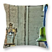 Alone In Silence Throw Pillow