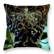 Alone Time Throw Pillow