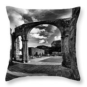 Altagracia - Ruinas Throw Pillow