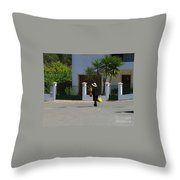Alte Portugal Throw Pillow
