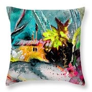 Altea La Vieja 03 Throw Pillow