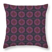 Altered States 1 - T J O D 27 Compilation Tile 36 Throw Pillow
