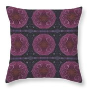 Altered States 1 - T J O D 27 Compilation Tile 9 Throw Pillow