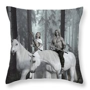 Alver Throw Pillow