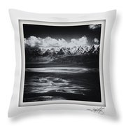 Alvord Desert 1 Throw Pillow