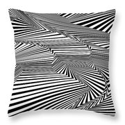 Always Evolving Throw Pillow
