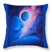Always... In My Thoughts Throw Pillow