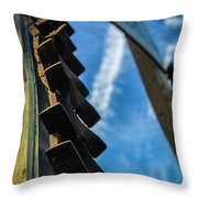 Always Look Up Throw Pillow