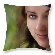 Always On My Mind Throw Pillow
