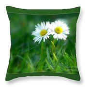 Always Throw Pillow by Jacky Gerritsen