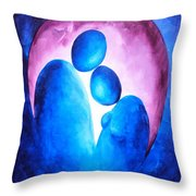 Always... Together Throw Pillow
