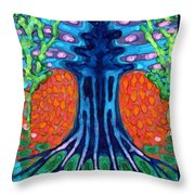 Always Young Throw Pillow