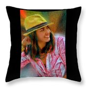 Jessica Mankin Throw Pillow