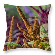 Amaranth- Two Throw Pillow