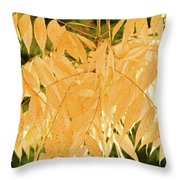 Amarillo 005 Throw Pillow