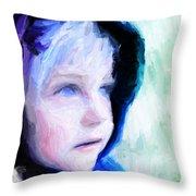 Amazed - Throw Pillow